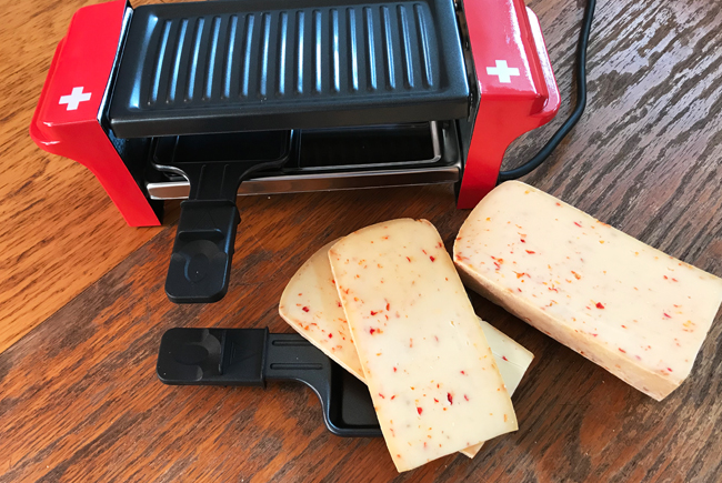 Fromage à raclettes (Paprika)